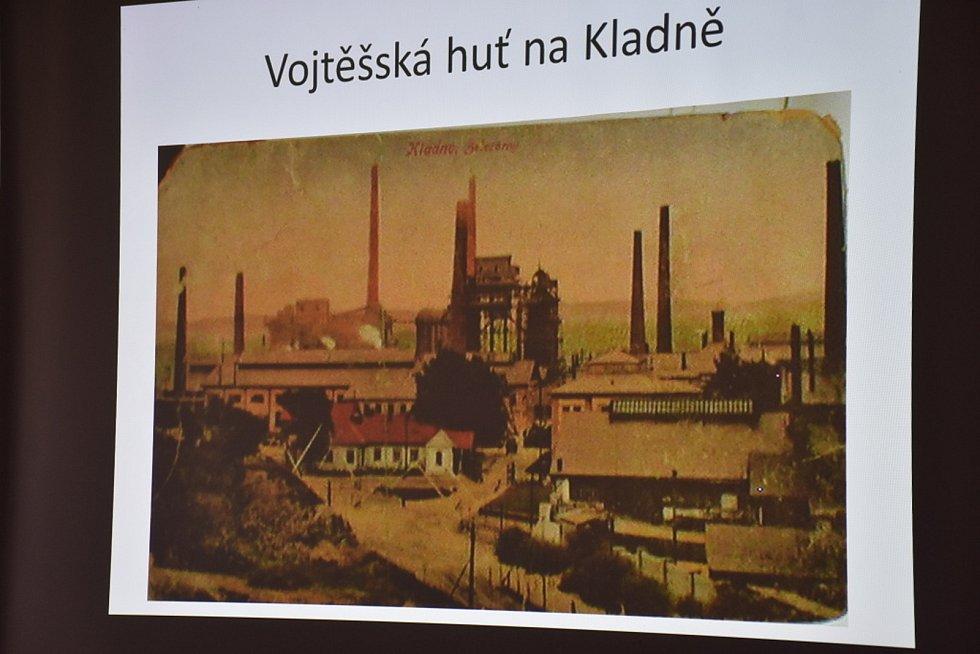 Literatura k historii železnice na Kladensku.