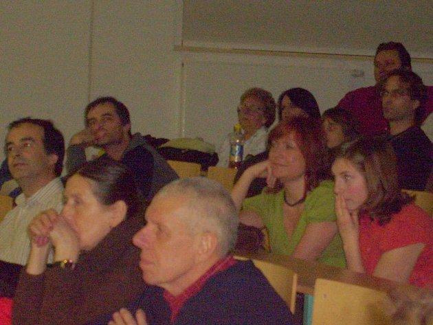 Festival WorldFilm letos poprvé zavítal i do Slaného.
