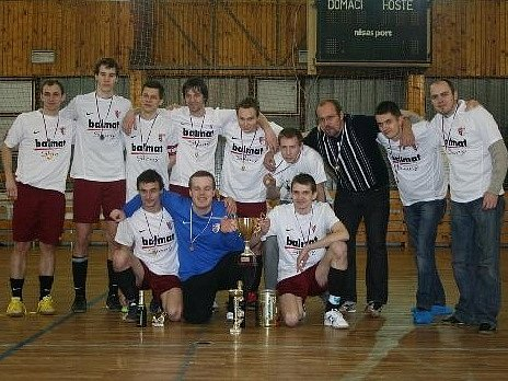 Vítěz prvního ročníku turnaje FK Union Slaný