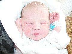 Alexandr Duchoslav, Kladno. Narodil se 2. dubna 2014. Váha 3,60 kg, míra 51 cm. Rodiče jsou Vlaďka a Pavel Duchoslavovi (porodnice Kladno).
