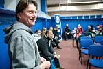 Pojď hrát hokej! Akci už několikrát zaštítil i legendární útočník Martin Procházka