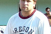 Martin Škvára z Kladna, vítěz 8. kola Fortuna ligy.