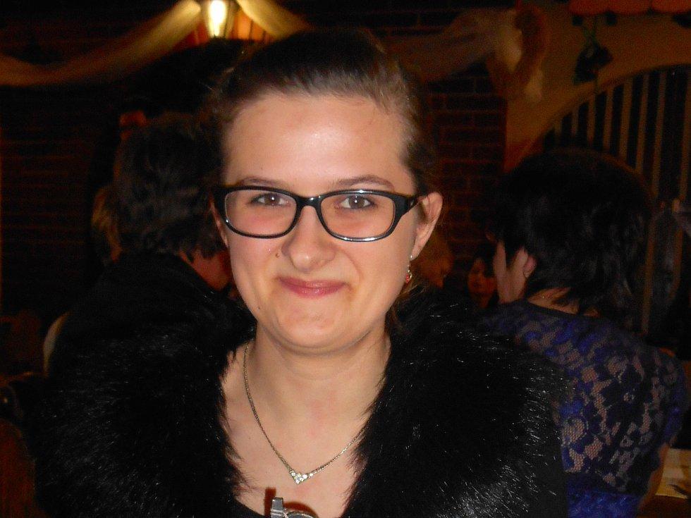 PRESTIŽNÍ CENU KŘESADLO získala v sobotu také Kristýna Štáfková. Byla nominována spolkem Kamarádi Stochov i dobrovolnickým centrem Kladno.