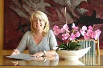 STAROSTKA LIDIC Veronika Kellerová se v Lidicích narodila.