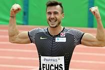 Rakušan Markus Fuchs se na Sletišti představí na stovce.