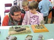 Modelářská výstava v Kladně. 24.11.2014