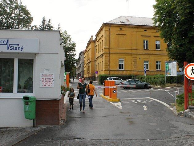 Slánská nemocnice