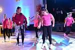 Třetí reprezentační ples obce Tuchlovice.
