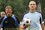 Roman Pavlík a Jaromír Šilhan