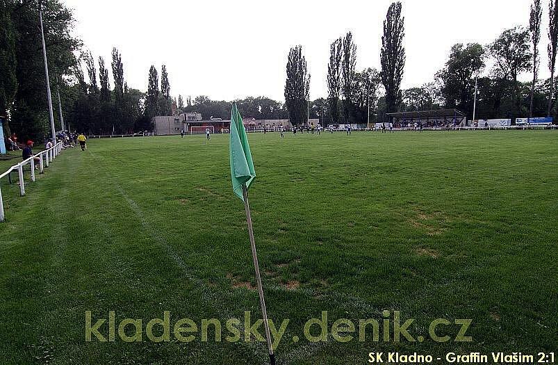 Velvarský stadion hostil v přípravném utkání prvoligové Kladno a ambiciozní a rychlou druholigovou Vlašim...