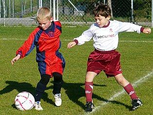 Šestiletí borci SK Kladno zaváleli. V přáteláčku zmydlili své vrstevníky ze Sparty Praha 8:4.