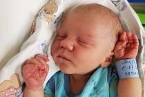 PETR JANEČEK, KLADNO. Narodil se 25. července 2019. Po porodu vážil 2,85 kg a měřil 49 cm. Rodiče jsou Barbora Bažantová a Petr Janeček. (porodnice Slaný)