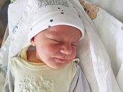 VIKTORIE PUŠMANOVÁ, HOROMĚŘICE. Narodila se 5. května 2018. Po porodu vážila 2,76 kg a měřila 47 cm. Rodiče jsou Veronika Novotná a Jan Pušman. (porodnice Slaný)