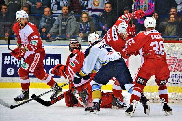 WSM liga: Kladno - Slavia.