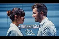 Jary Tauber natočil klip s Karolínou Neuvirthovou.