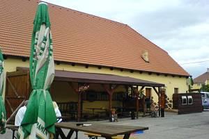 Stodola klub Kladno v Zádušní ulici.