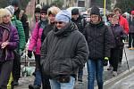 Tříkrálový pochod se v Bratronicích stal již tradicí.