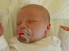 Daniel Vorbach, Stochov. Narodil se 27. října 2015. Váha 2,85 kg, míra 50 cm. Rodiče jsou Denisa Najmanová a Aleš Vorbach (porodnice Kladno).