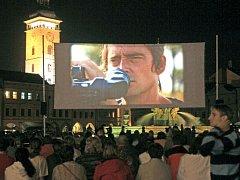 KINEMATOGRAF bratří Čadíků letos navštíví s projektem Filmové léto více než sto měst a obcí v Česku.