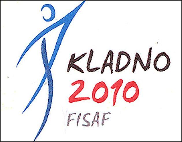 Logo mistrovství Evropy ve sportovním aerobiku