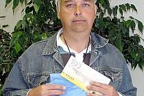 Stanislav Šulc, vítěz 13. kola Fortuna ligy