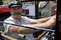 Nejhezčím autem akce byla vyhlášena Tatra z roku 1929 majitele Jiřího Konáška z Kadaně.