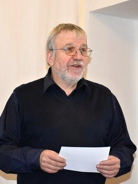 Jan Pohribný přednášel v Kladně