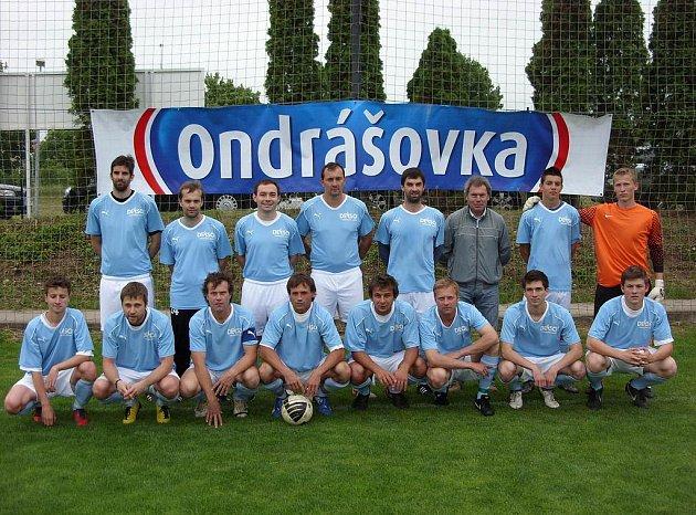 Fotbalisty SK Hřebeč zastavilo v Ondrášovce Cupu až finále.