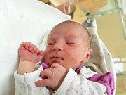 EMMA SPODNIAKOVÁ, VELVARY. Narodila se 26. prosince 2017. Po porodu vážila 3,11 kg a měřila 50 cm. Rodiče jsou Tereza a Stanislav Spodniakovi. (porodnice Slaný)