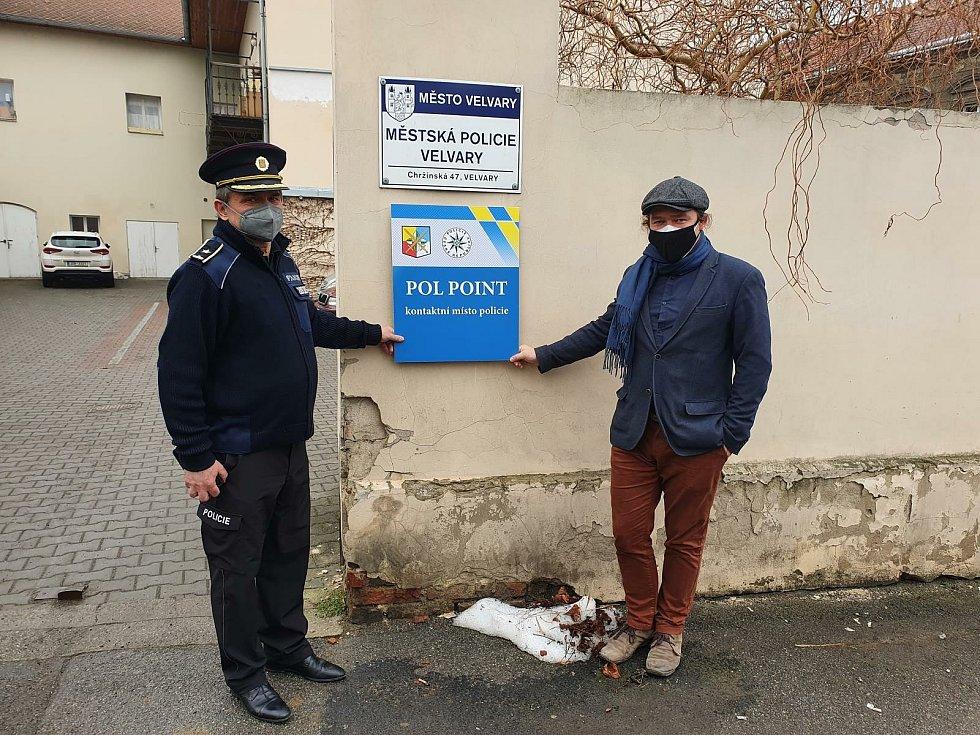 Starosta Velvar Radim Wolák (na snímku) byl jedním z těch, kteří se zasloužili o zavedení POL POINTU právě v jejich městě.