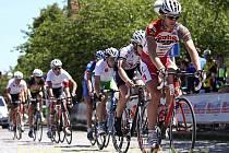 Cyklistické závody Lidice.