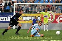 SK Kladno a.s. - FK Příbram a.s. 0:2 (0:1), 2. kolo Gambrinus ligy 2009/10, hráno 2.7.2009