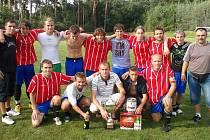 Vítězný SK Zichovec
