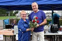 20. ročník Kladenského maratonu vyhráli Radek Brunner a Lenka Churaňová. Pořádající MK poděkoval dosavadnímu řediteli závodu Františku Tůmovi.