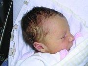 Nela Rigoci, Slaný. Narodila se 23. dubna 2012, váha 3,30 kg, míra 53 cm. Rodiče Katarína Rigoci a Pavel Rigoci. (porodnice Slaný)