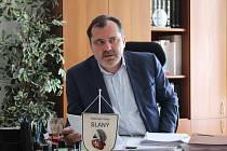 Starosta Slaného Martin Hrabánek (ODS)
