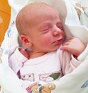 KAROLÍNA SVOBODOVÁ, PCHERY. Narodila se 18. srpna 2017. Po porodu měřila 47 cm, vážila 2,76 kg. Rodiče jsou Andrea Rakúsová a Pavel Svoboda. (porodnice Slaný)