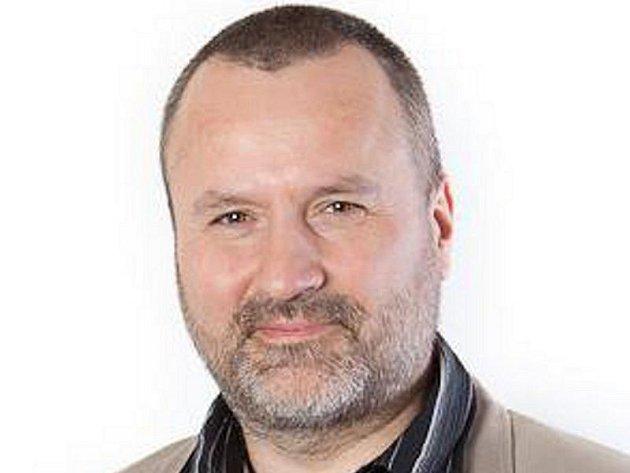 Třetí místopředseda České pirátské strany Ivo Vašíček je zároveň jejím kandidátem do Senátu