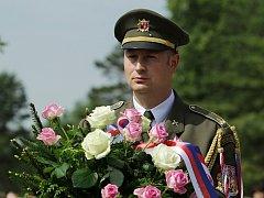 V Lidicích se konala pietní vzpomínka na oběti nacistického běsnění, od kterého uplynulo již 71. let ...