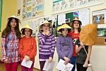 Projektový den o Asii - ZŠ Velvary
