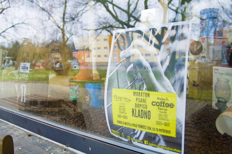 Sobotní akce (16.12.) v kavárně Rebel´s Coffee House.
