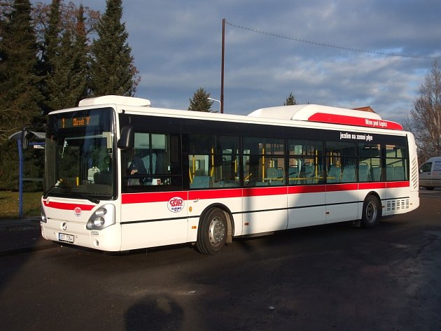 Nové autobusy pro ČSAD Kladno získá společnost do konce roku.