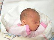 ELIŠKA BARTOŇOVÁ, PÁLEČEK. Narodila se 15. prosince 2017. Po porodu vážila 2,64 kg a měřila 46 cm. Rodiče jsou Kateřina Bartoňová a David Vostrý. (porodnice Slaný)