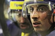 Tomáš Kaberle // Rytíři dnes po šesté v řadě vyhráli a vyšvihli se do čela ELH // HC Rytíři Kladno - HC Třinec 3:1,  ELH 2012/13, hráno 3.10. 2012