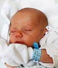 JAN FANTA, KLADNO. Narodil se 17. dubna 2017. Váha 3,18 kg, míra 50 cm. Rodiče jsou Pavlína Fantová a Stanislav Fanta (porodnice Kladno).