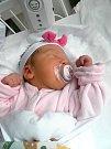 Laura Aguádová, Kladno. Narodila se 4. října 2017. Váha 2,8 kg, výška 48 cm. Maminka je  Zdeňka Jizbová. (porodnice Kladno)