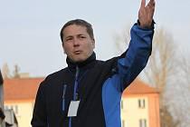 Trenér Martin Nový má radosti ve Slaném málo. S týmem získal jediný bodík. Zimní posily ale slibují zlepšení.