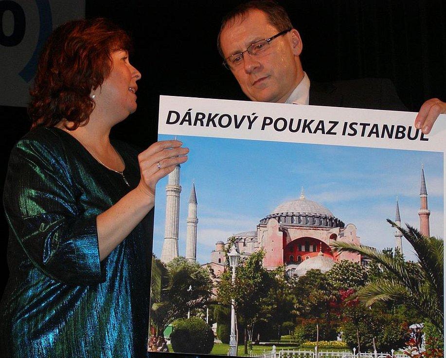 20. reprezentační ples města Kladna.
