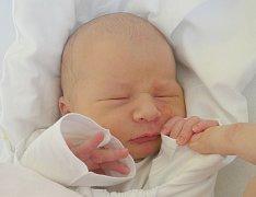 Petr Vrabec, Lány. Narodil se 8. listopadu 2016. Váha 3,53 kg, míra 50 cm. Rodiče jsou Pavlína a Petr Vrabcovi (porodnice Kladno).