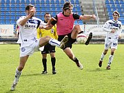 SK Kladno - FK Roudnice nad Labem 1:2, utkání 23.k. CFL. ligy 2011/12, hráno 14.4.2012